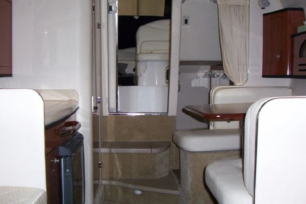 View Aft Inside Cabin