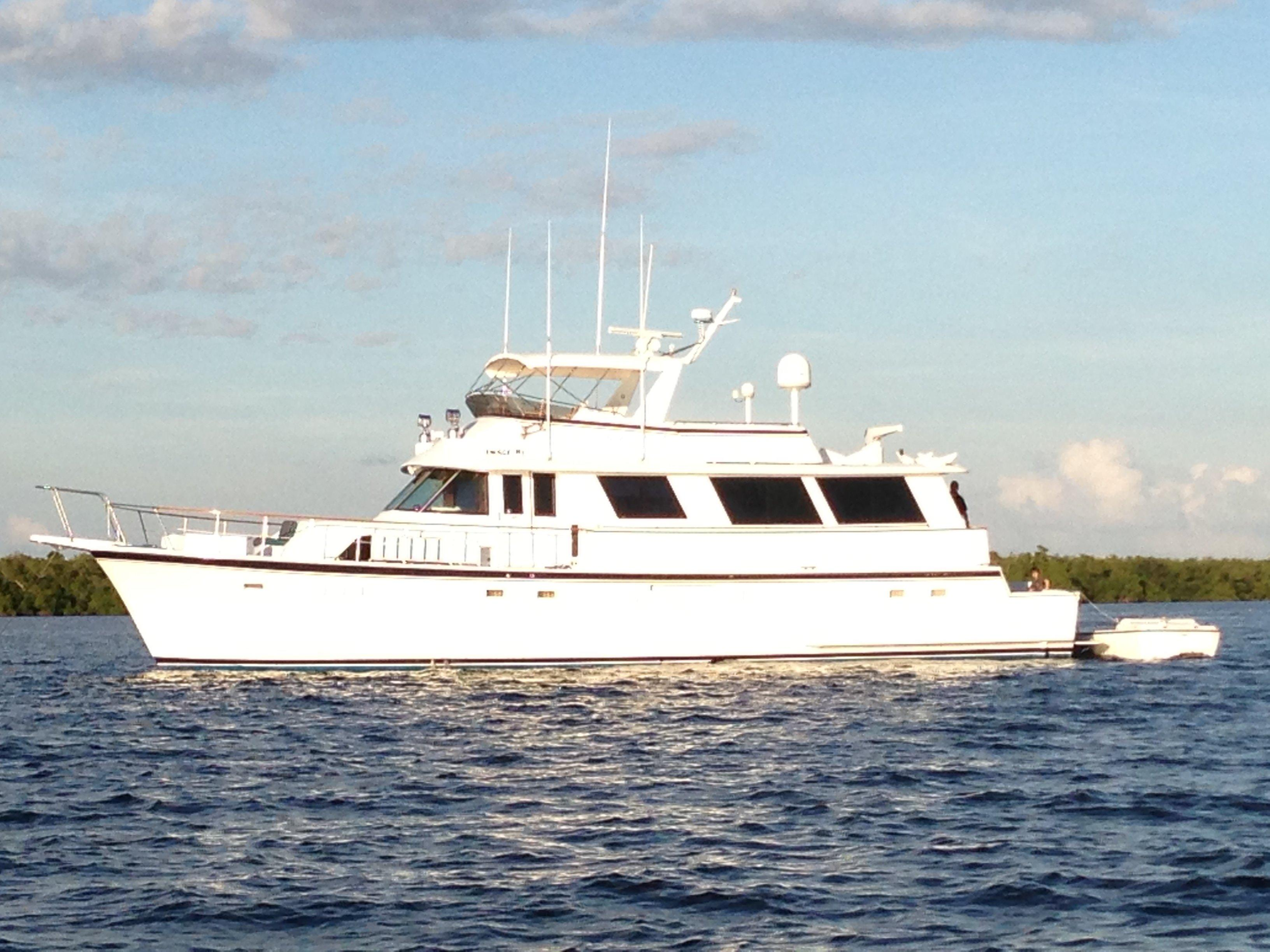 67 hatteras 1981 for sale in cape coral florida us for Hatteras motor yacht for sale