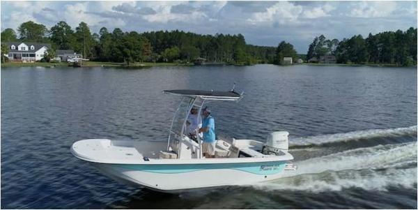 2021 Carolina Skiff boat for sale, model of the boat is 19 LS & Image # 1 of 3