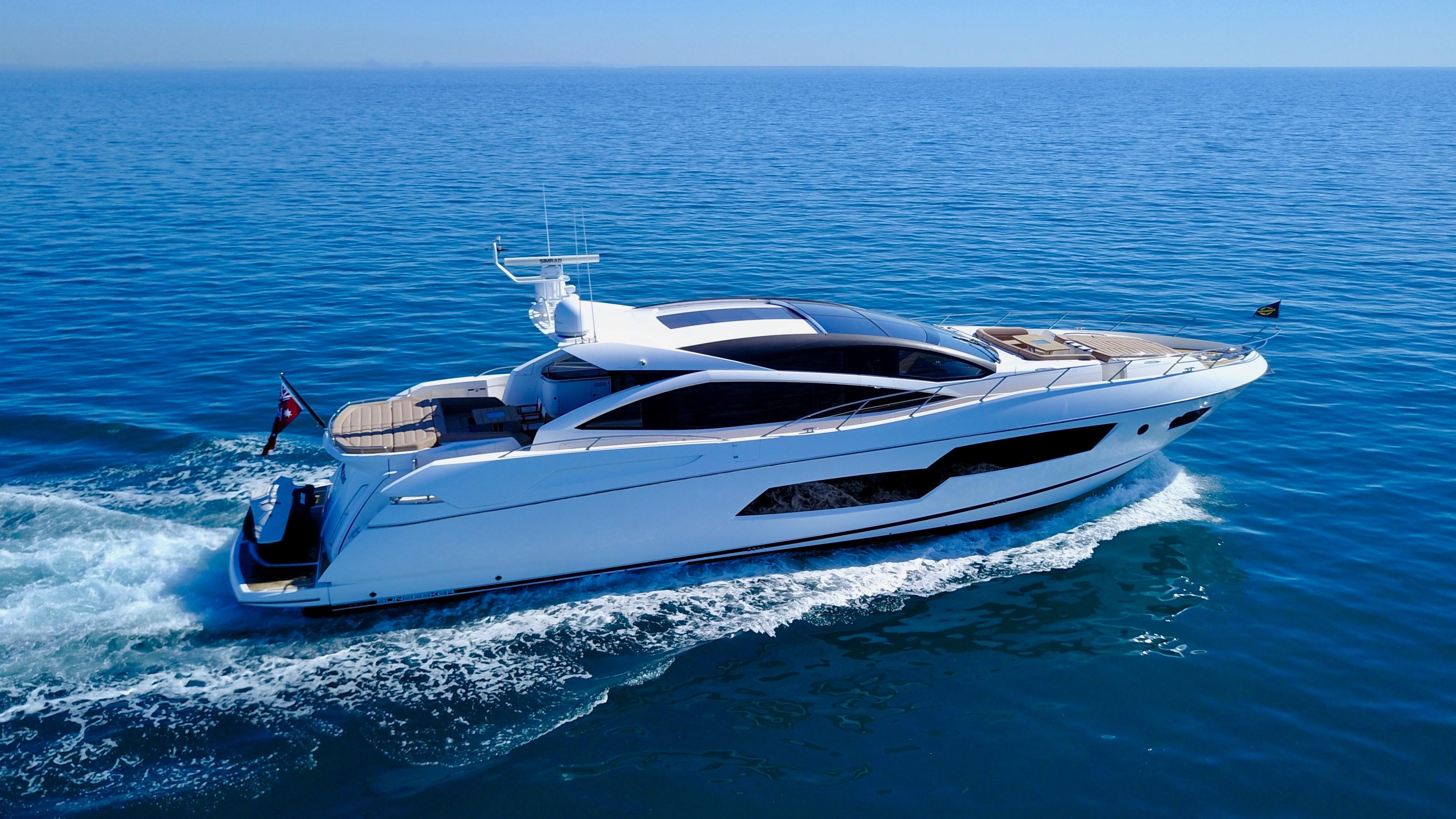 81.8 ft Sunseeker Predator 80