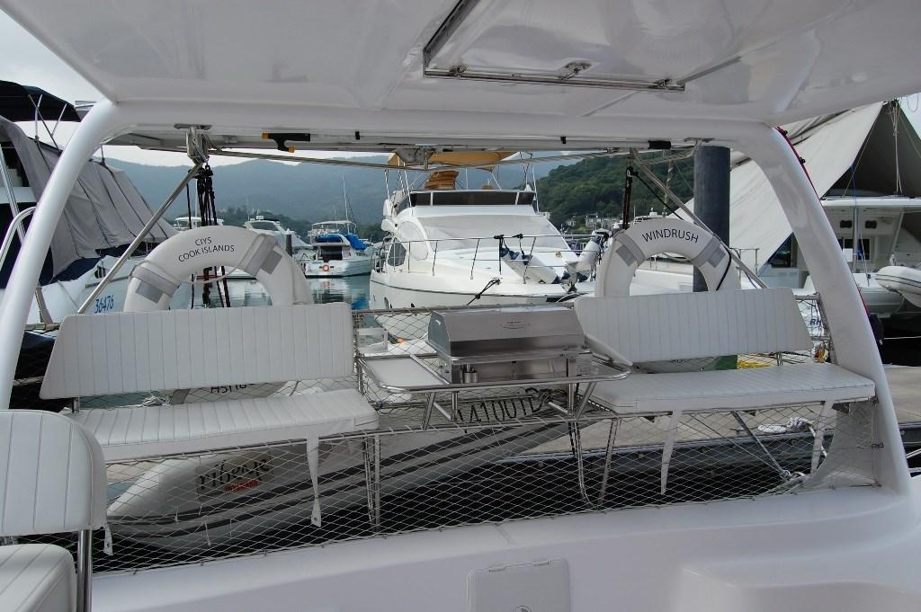 Seawind SW1160 Cockpit