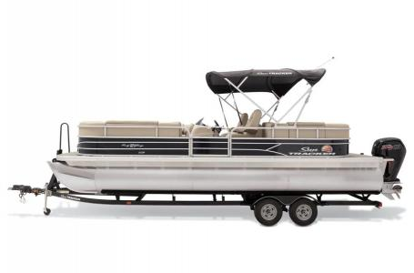 2019 Sun Tracker boat for sale, model of the boat is PARTY BARGE 24 XP3 w/ Mercury 150Hp 4S & Image # 11 of 18