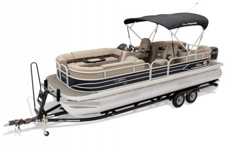 2019 Sun Tracker boat for sale, model of the boat is PARTY BARGE 24 XP3 w/ Mercury 150Hp 4S & Image # 18 of 18