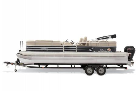 2019 Sun Tracker boat for sale, model of the boat is PARTY BARGE 24 XP3 w/ Mercury 150Hp 4S & Image # 6 of 18