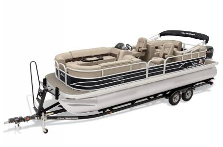 2019 Sun Tracker boat for sale, model of the boat is PARTY BARGE 24 XP3 w/ Mercury 150Hp 4S & Image # 8 of 18