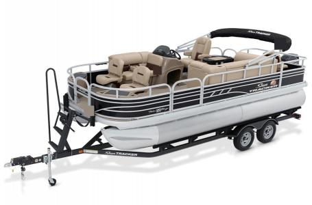 2020 Sun Tracker boat for sale, model of the boat is Signature Fishing Barge 20 w/90 ELPT 4S CT & Image # 1 of 48