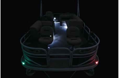 2020 Sun Tracker boat for sale, model of the boat is Signature Fishing Barge 20 w/90 ELPT 4S CT & Image # 36 of 48