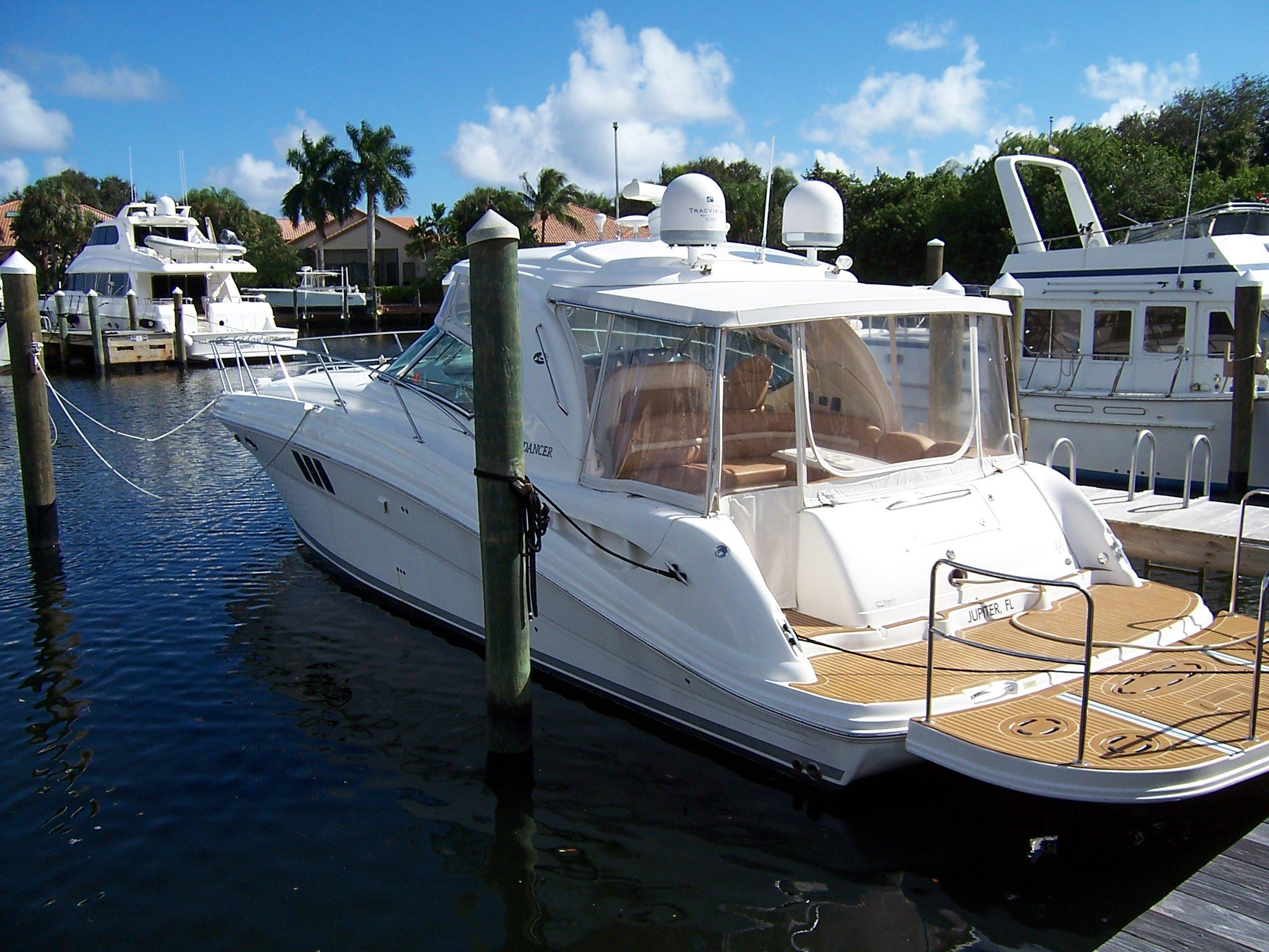44' Sea Ray 2007 Sundancer 44