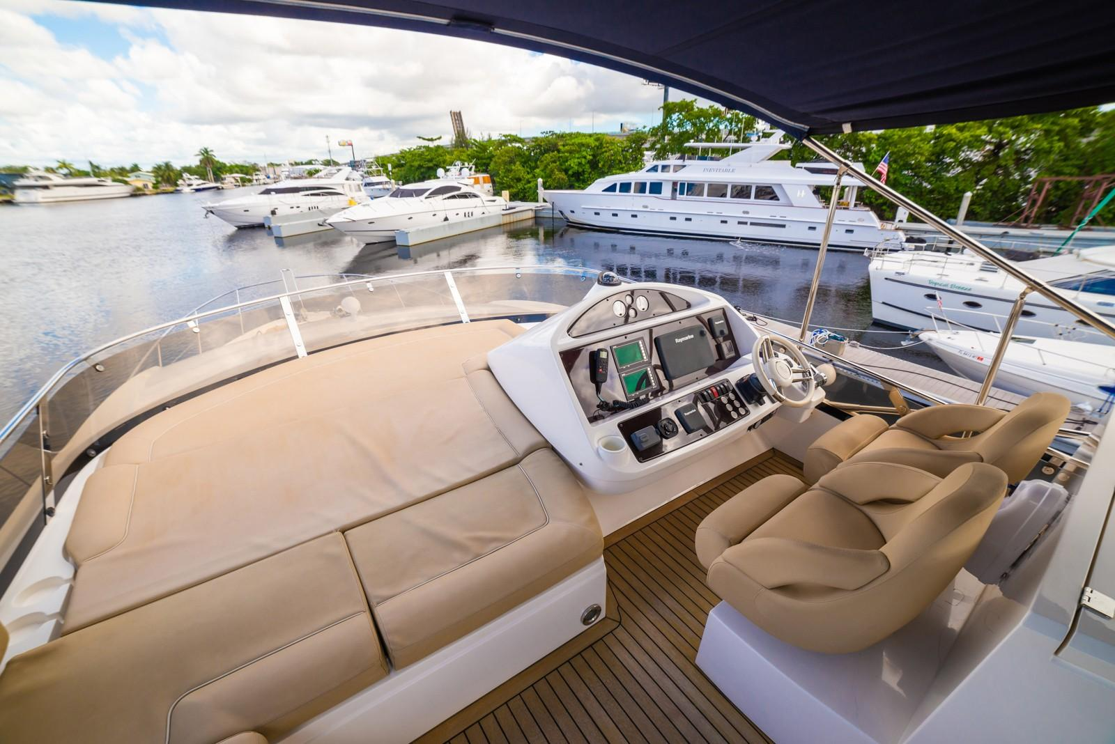 Liquid Fusion- 2014 Sunseeker 63 - FB