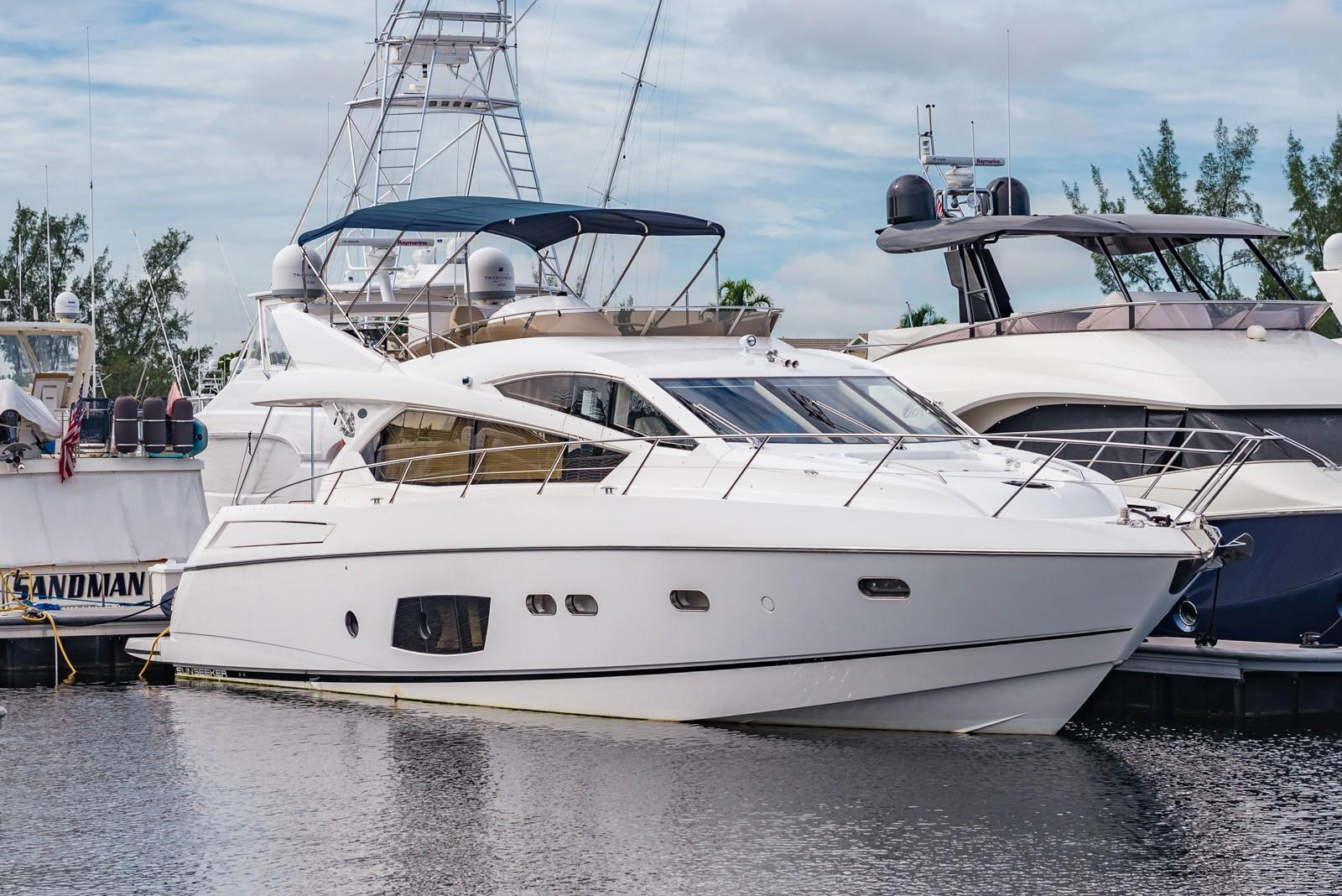 Liquid Fusion- 2014 Sunseeker 63 - Profile