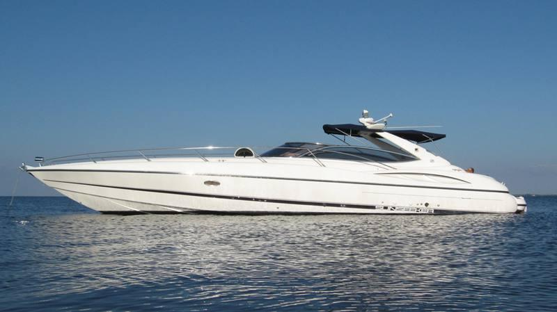 1999 Sunseeker Superhawk 48