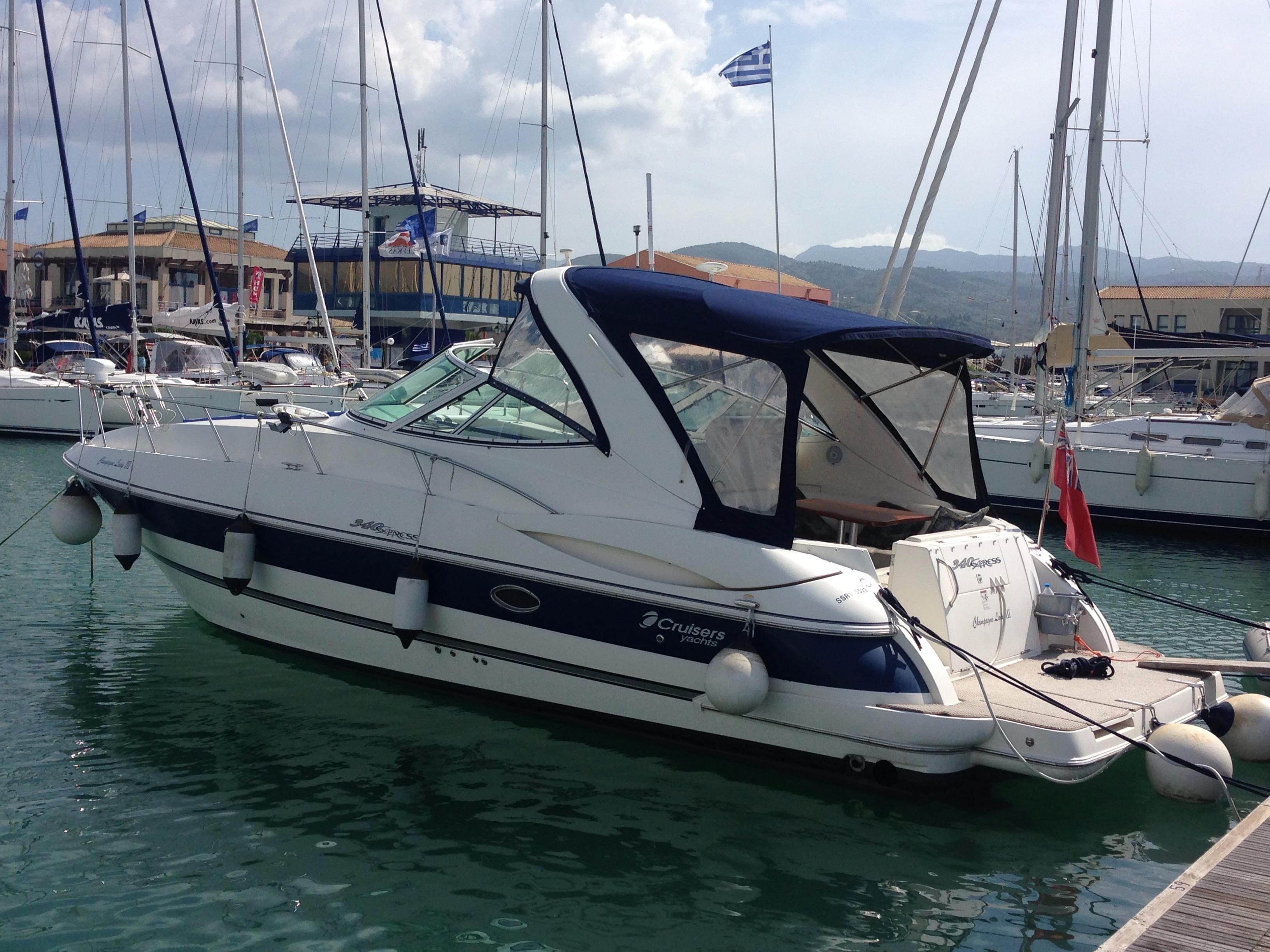 cruisers yachts express for williams and smithells