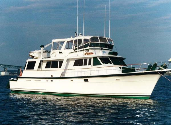 Used hatteras yachts for sale from 250 000 to 500 000 for 72 hatteras motor yacht for sale