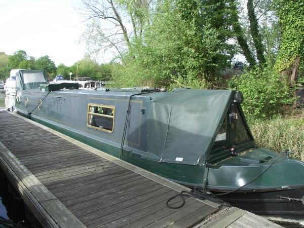 Crown 50ft Traditional Narrowboat