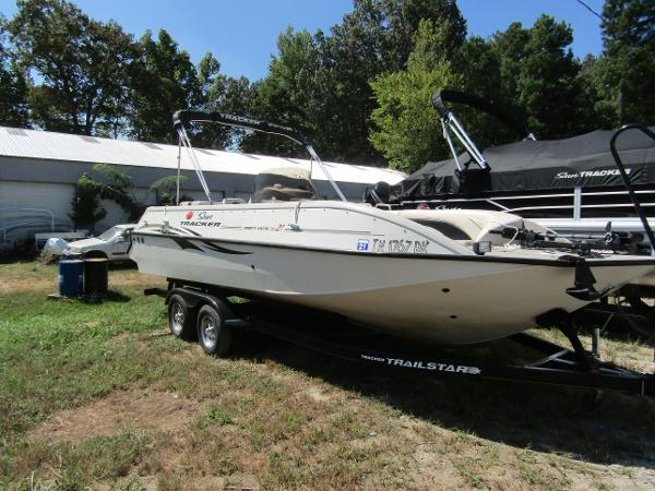 2004 SUN TRACKER PARTY DECK for sale