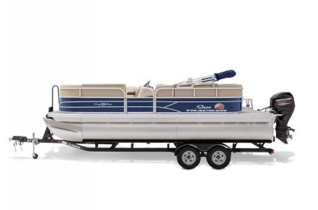 2019 Sun Tracker boat for sale, model of the boat is PARTY BARGE 22 w/ Mercury 115Hp 4S & Image # 17 of 17