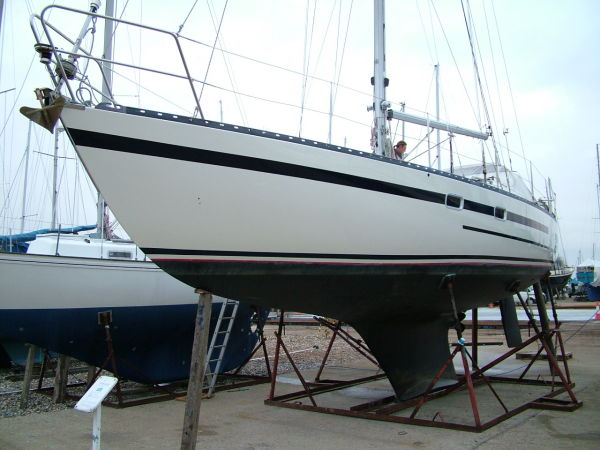 Hacker-Craft Caribic 40