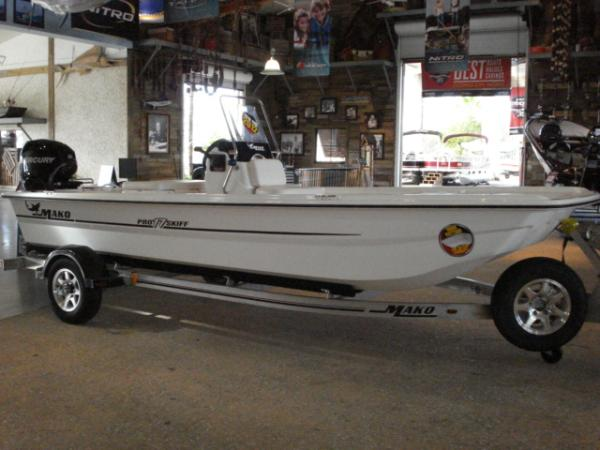 2012 Mako Pro 17 Skiff CC For Sale