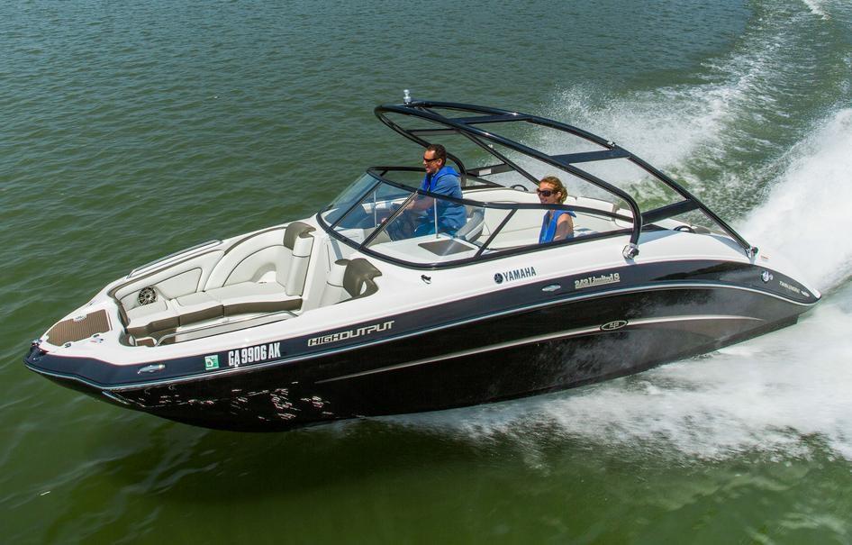 Yamaha Jet Boats For Sale Michigan