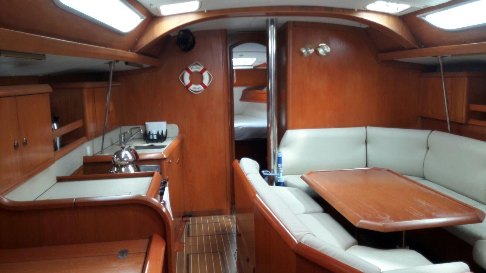 Jeanneau Sun Odyssey 42 2 Boat For Sale