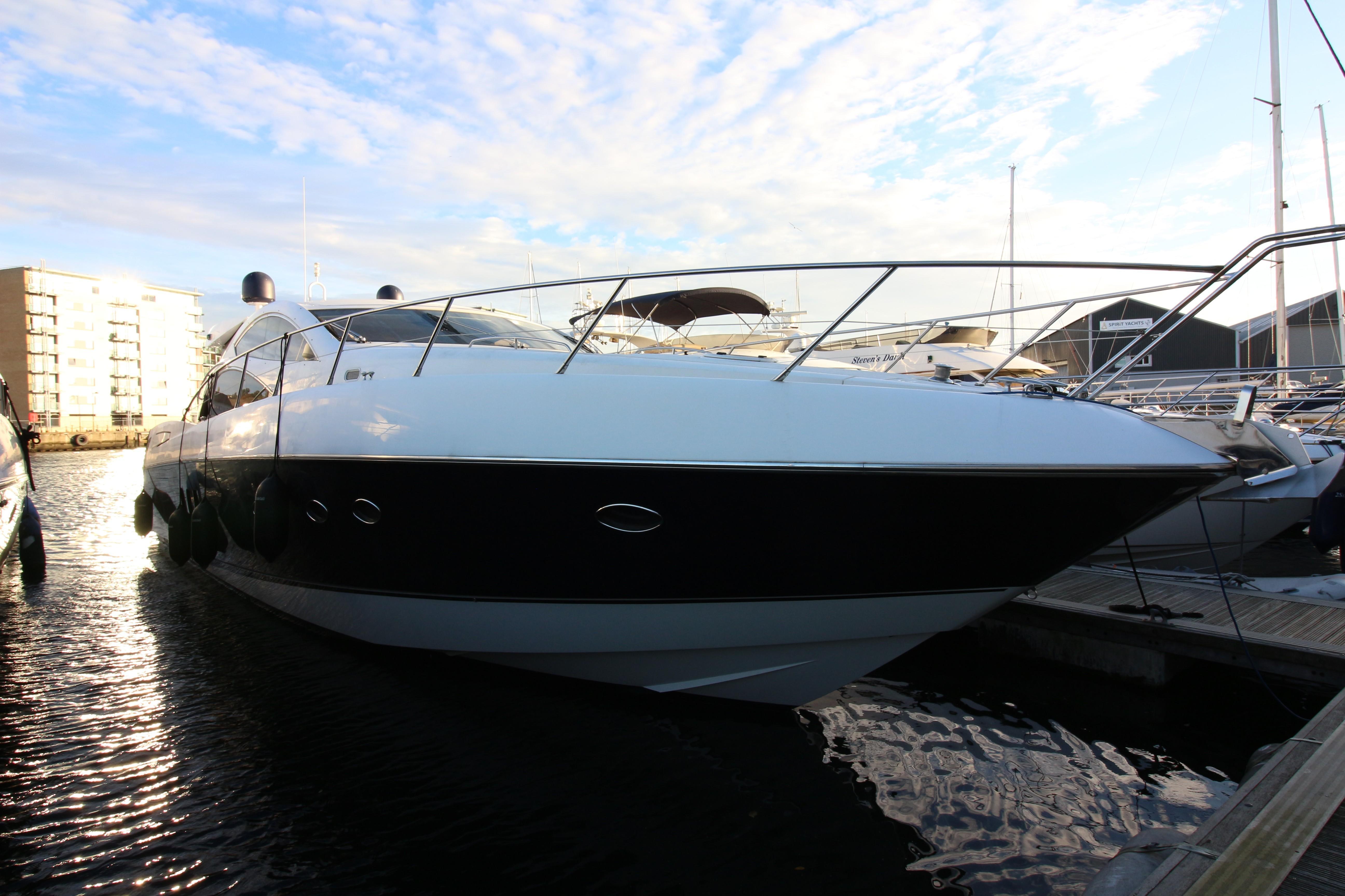 Used Sunseeker Predator 62 For Sale Princess Motor Yacht Sales