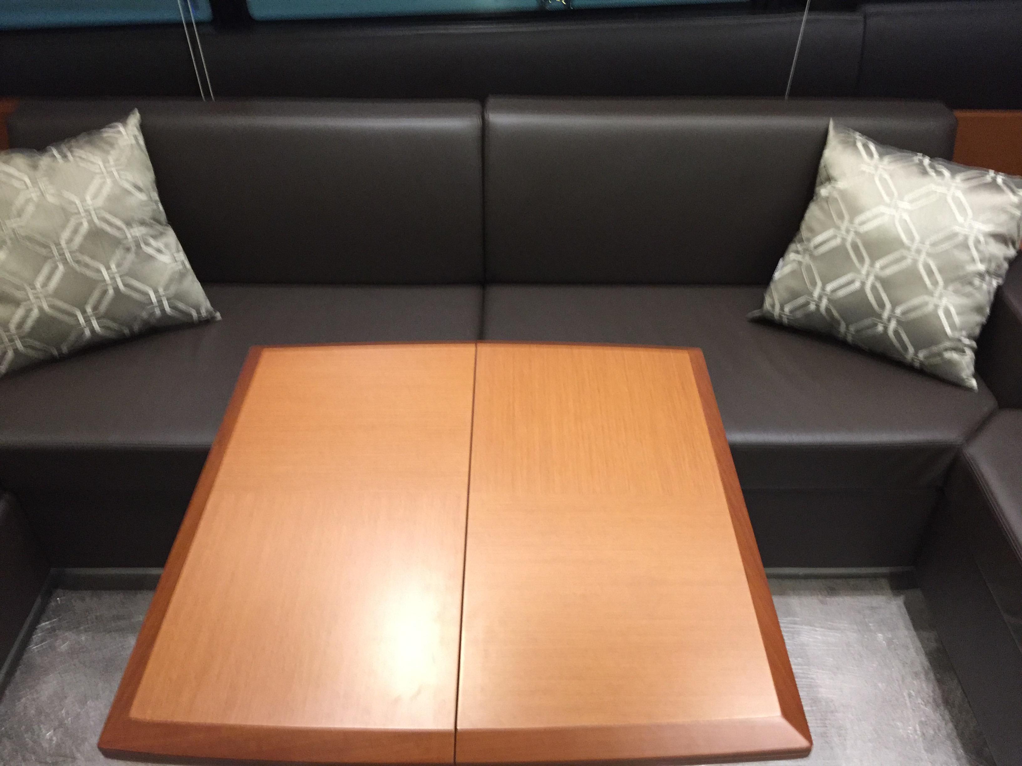 Custom Hi / Low Salon Table