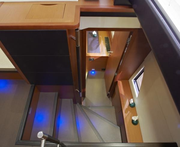 Master Stateroom Entry