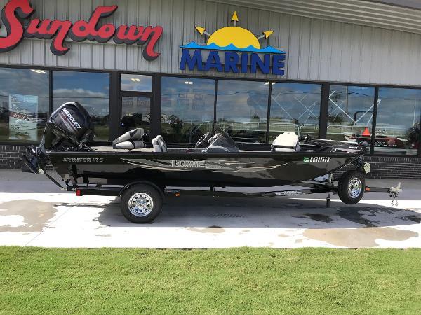 2013 LOWE STINGER 175 for sale