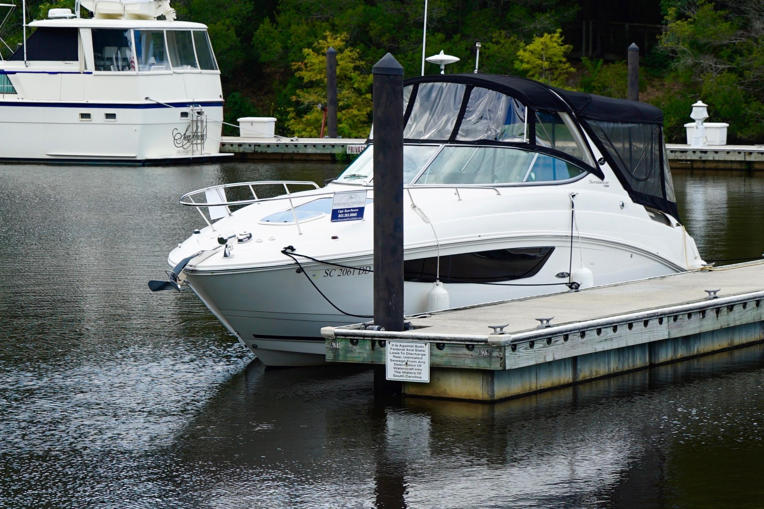 Sea Ray 280 Sundancer - Photo: #3