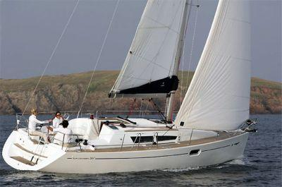Manufacturer Provided Image: Sun Odyssey 36i
