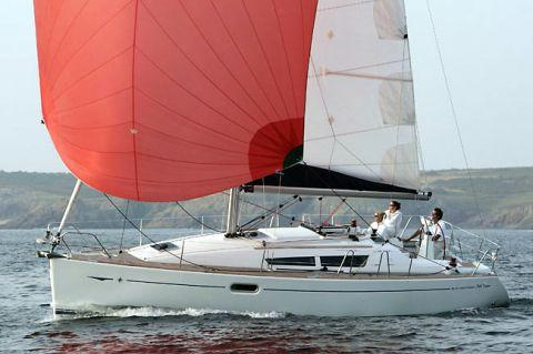 Manufacturer Provided Image: Under Spinnaker