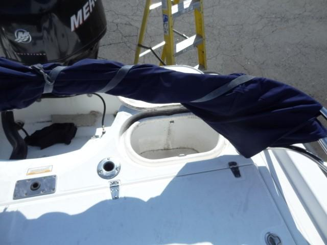 2007 Boston Whaler Dauntless 18
