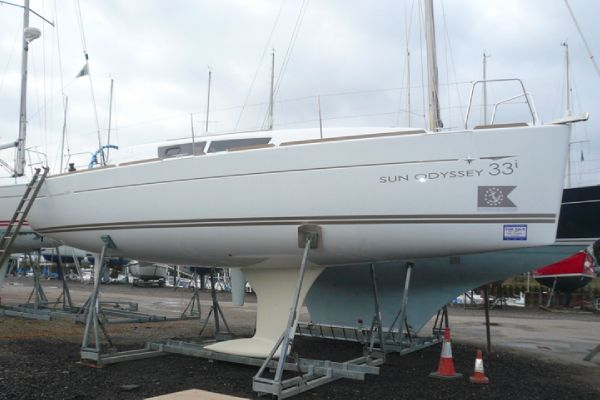 Featured Sail Boat. Jeanneau Sun odyssey 33i. Year: 2012