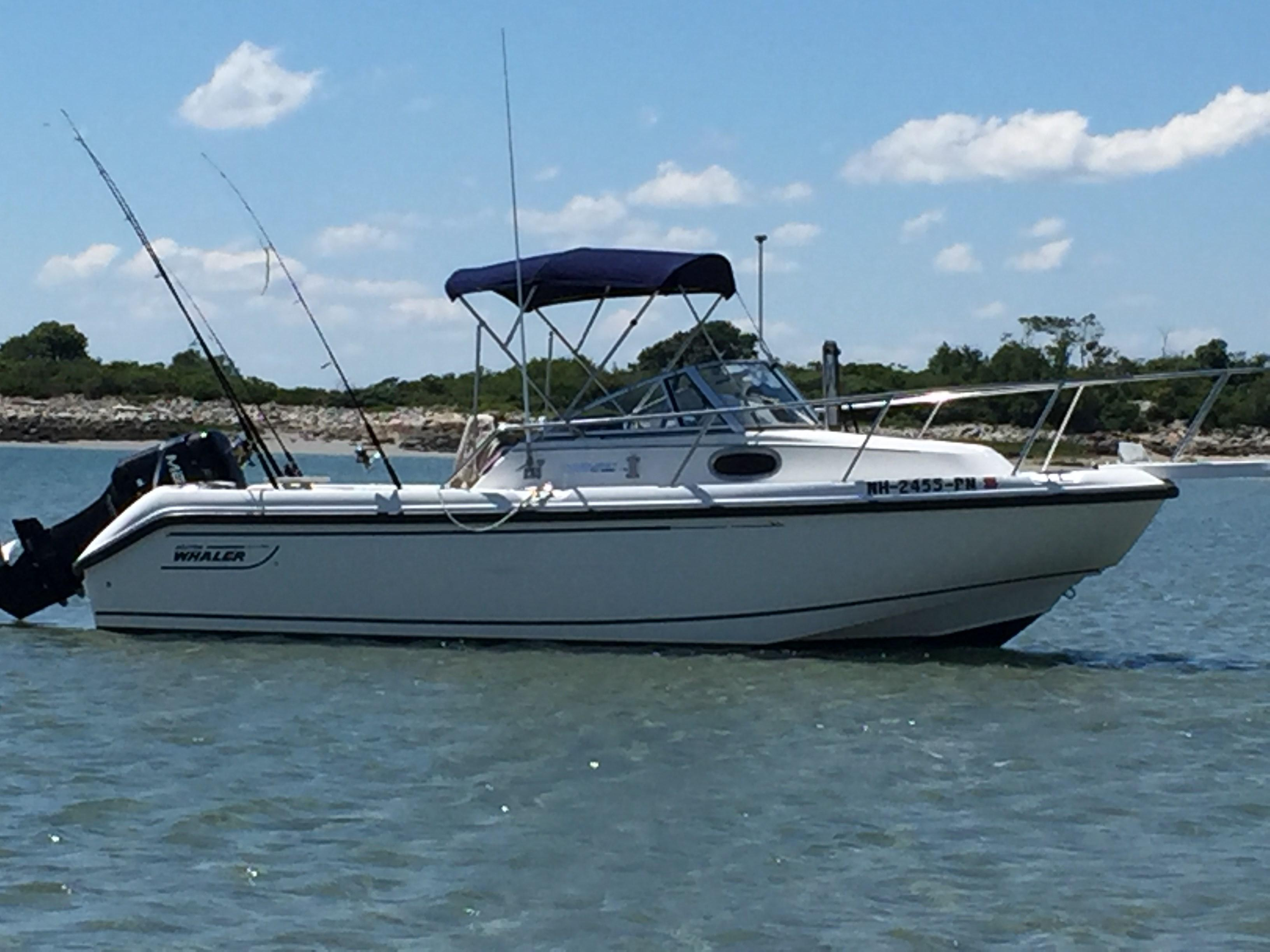 2000 BOSTON WHALER 21 CONQUEST for sale