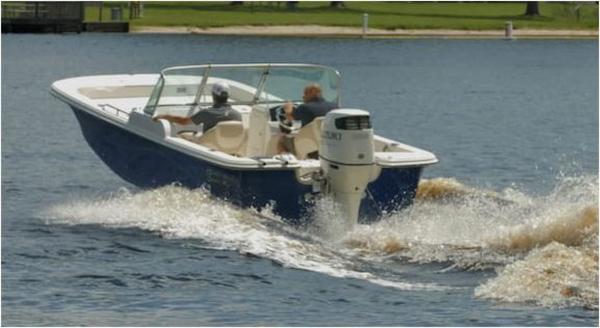2021 Carolina Skiff boat for sale, model of the boat is 21 LS DC & Image # 3 of 4