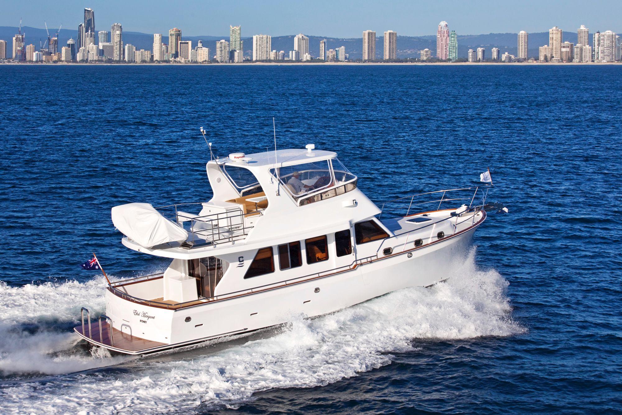 Cordova 52 Cruising