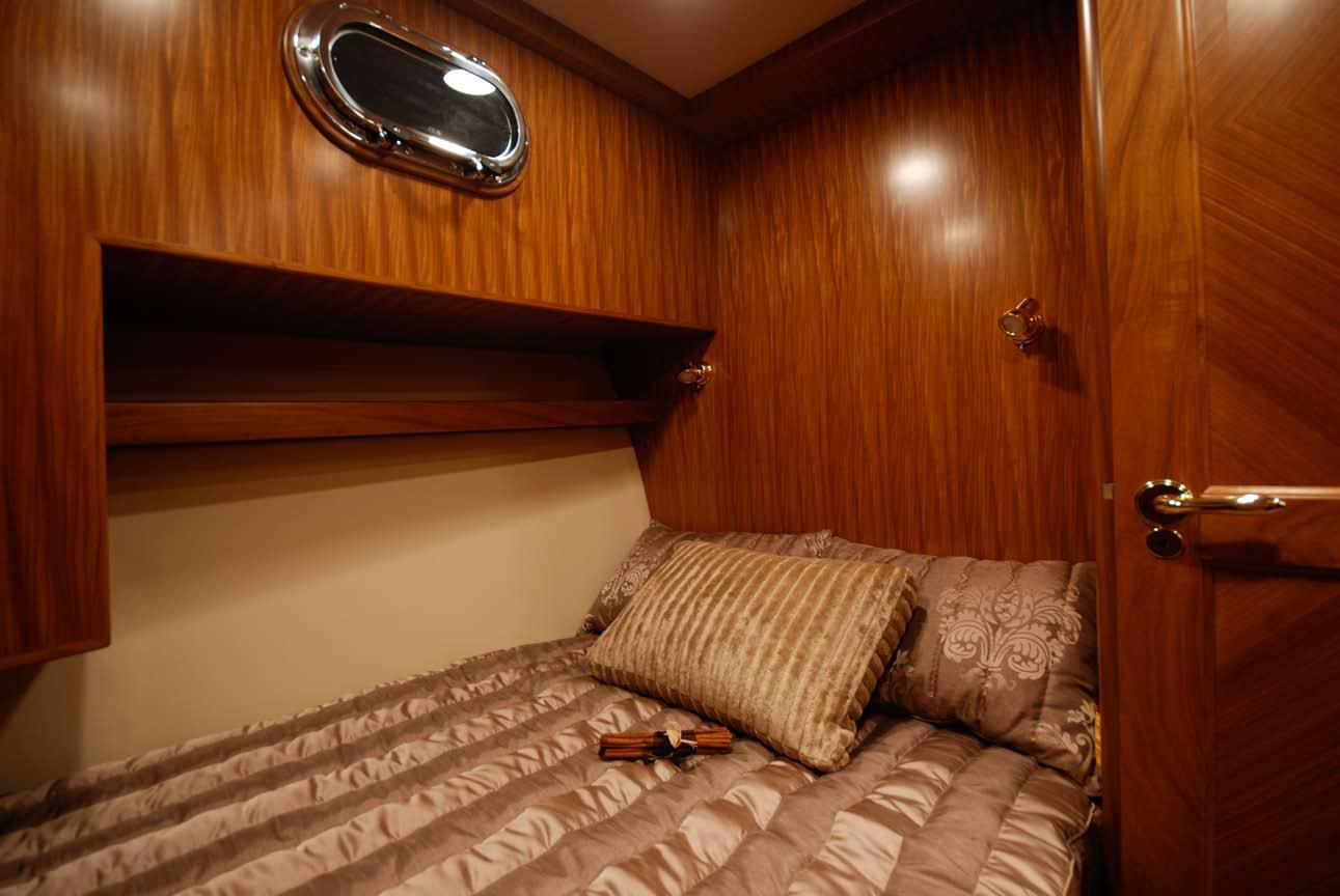 Cordova 52 Guest Cabin
