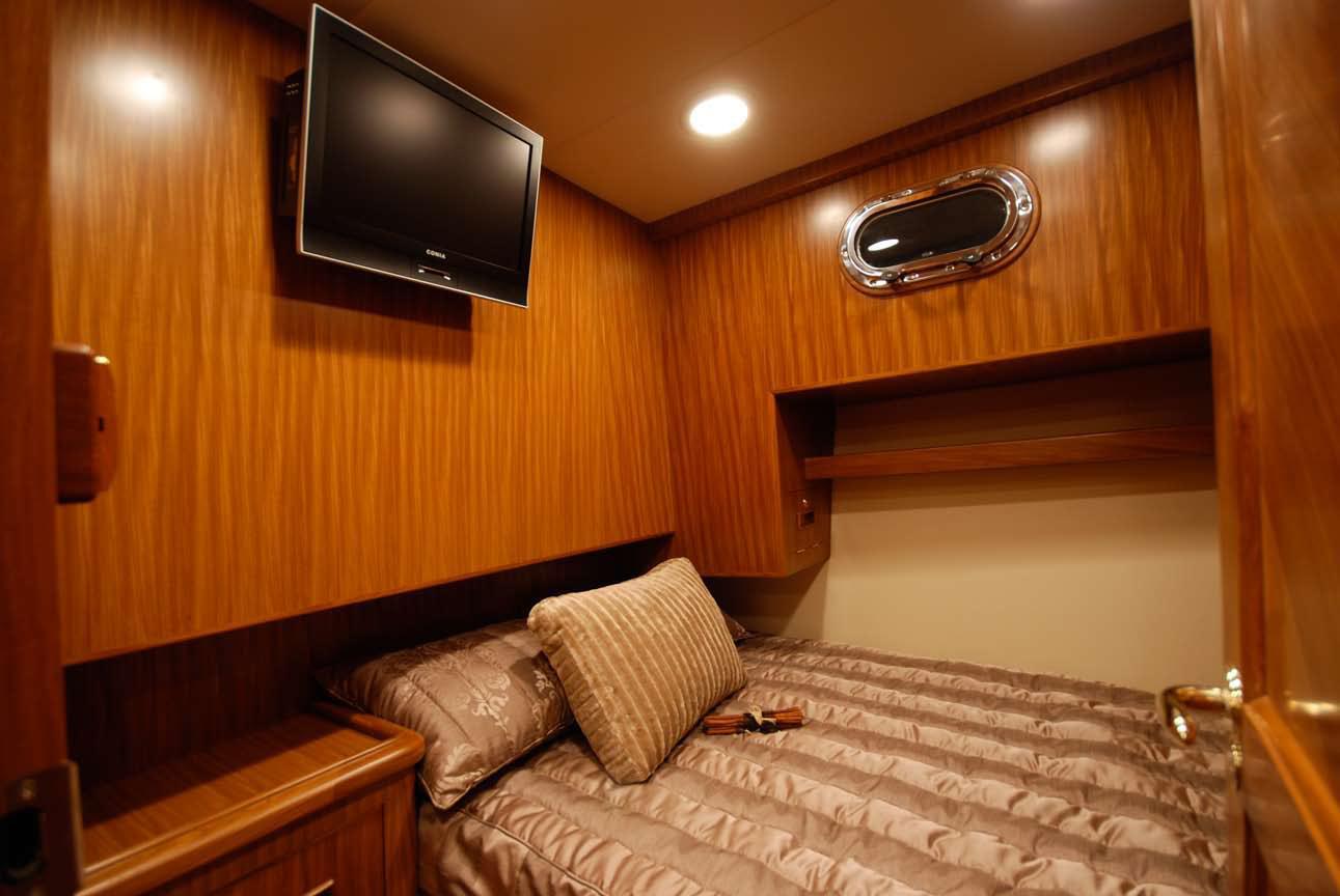 Cordova 52 VIP Guest Cabin