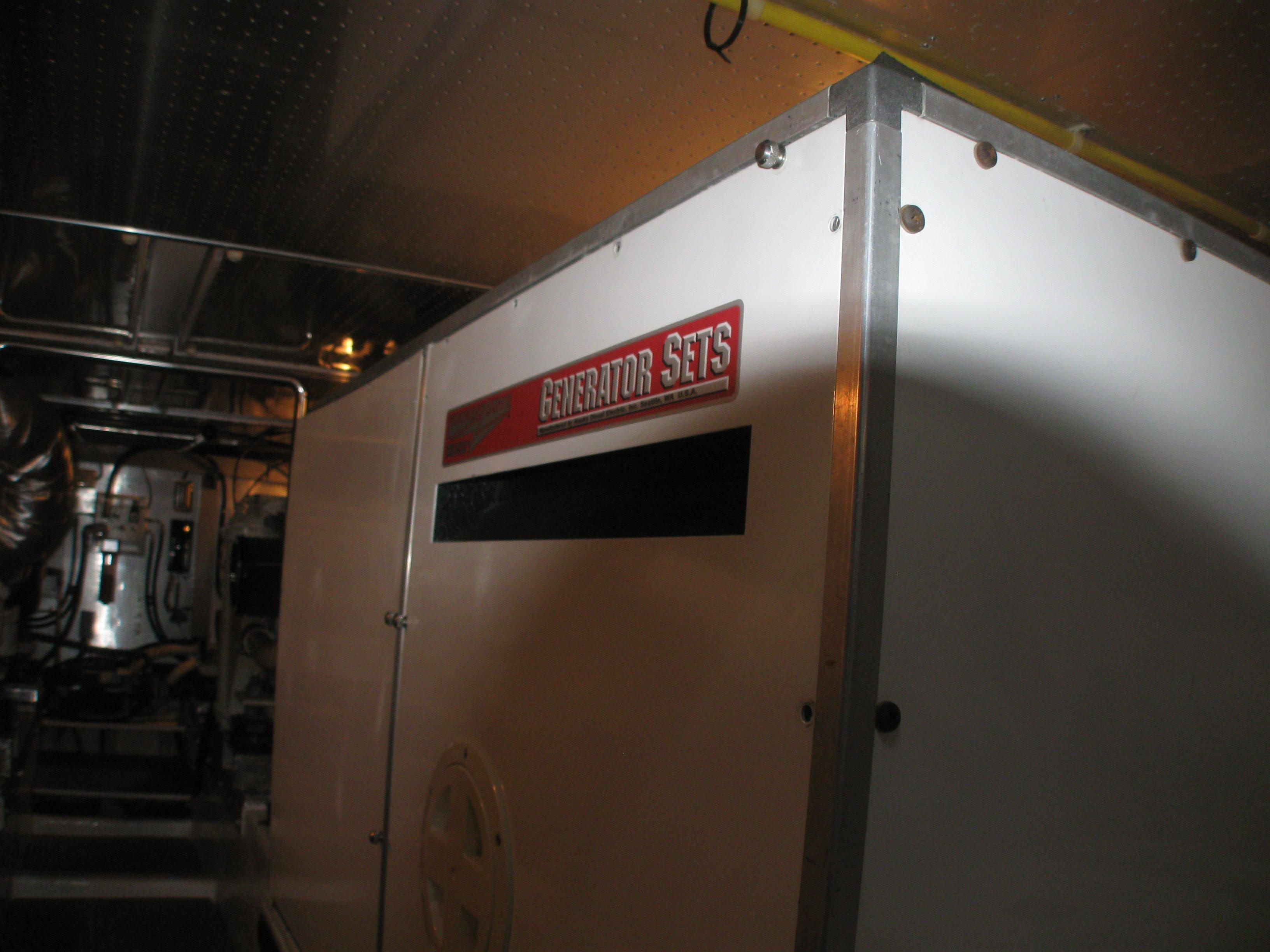 Northern Lights 16kw diesel generator