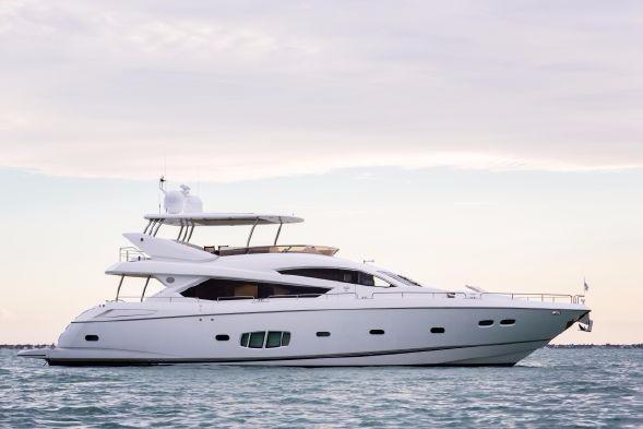 78.58 ft Sunseeker 80 Yacht