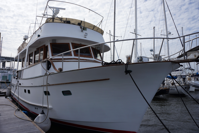 Marine Trader 50 Motoryacht - Marine Trader 50