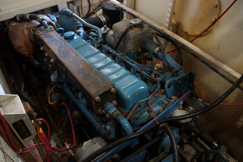 Marine Trader 50 Motoryacht - 160 hp Perkins Turbo diesel