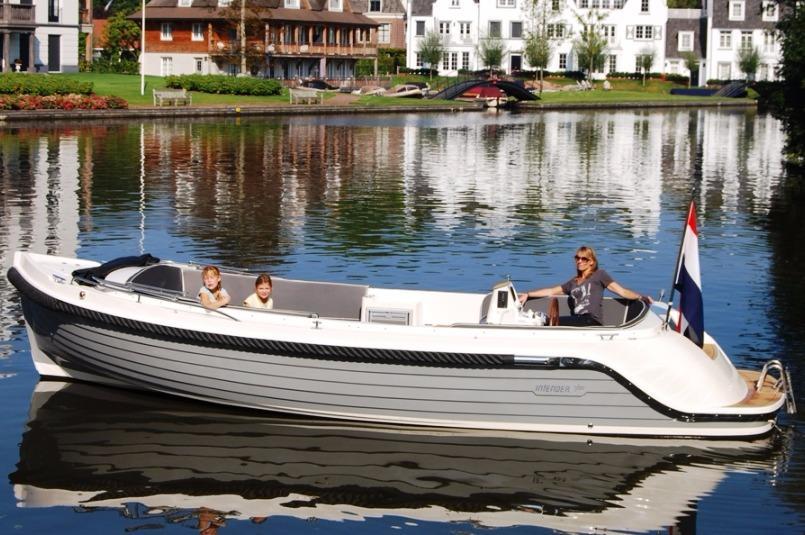 Interboat 760 Intender