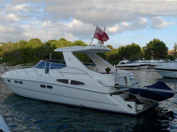 Sealine S48 · View Details. Length: 48 feet. Model Year: 2004