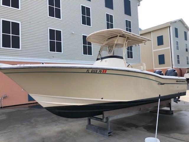 2015 Grady-White 257 Fisherman Center Console