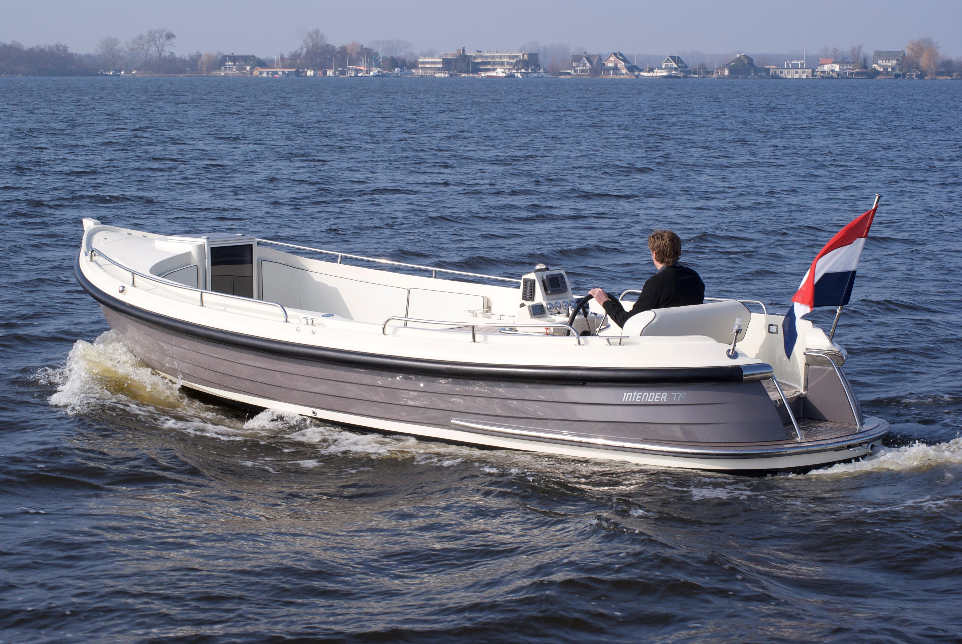 Interboat 770 Intender
