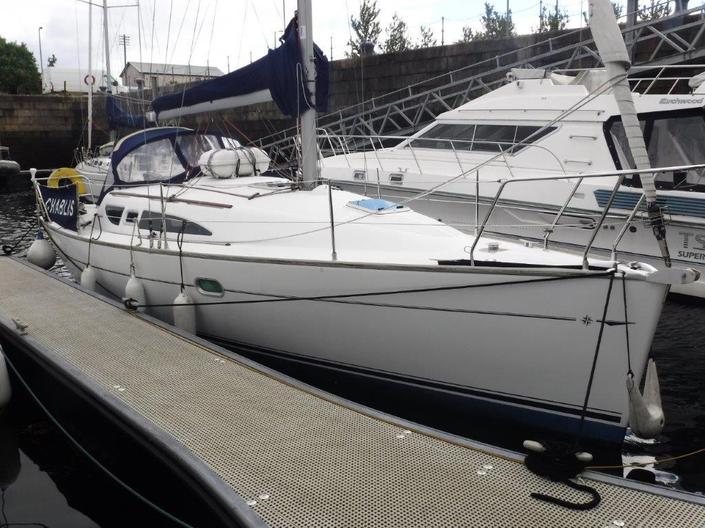 Jeanneau Sun Odyssey 32 Legende Boat For Sale