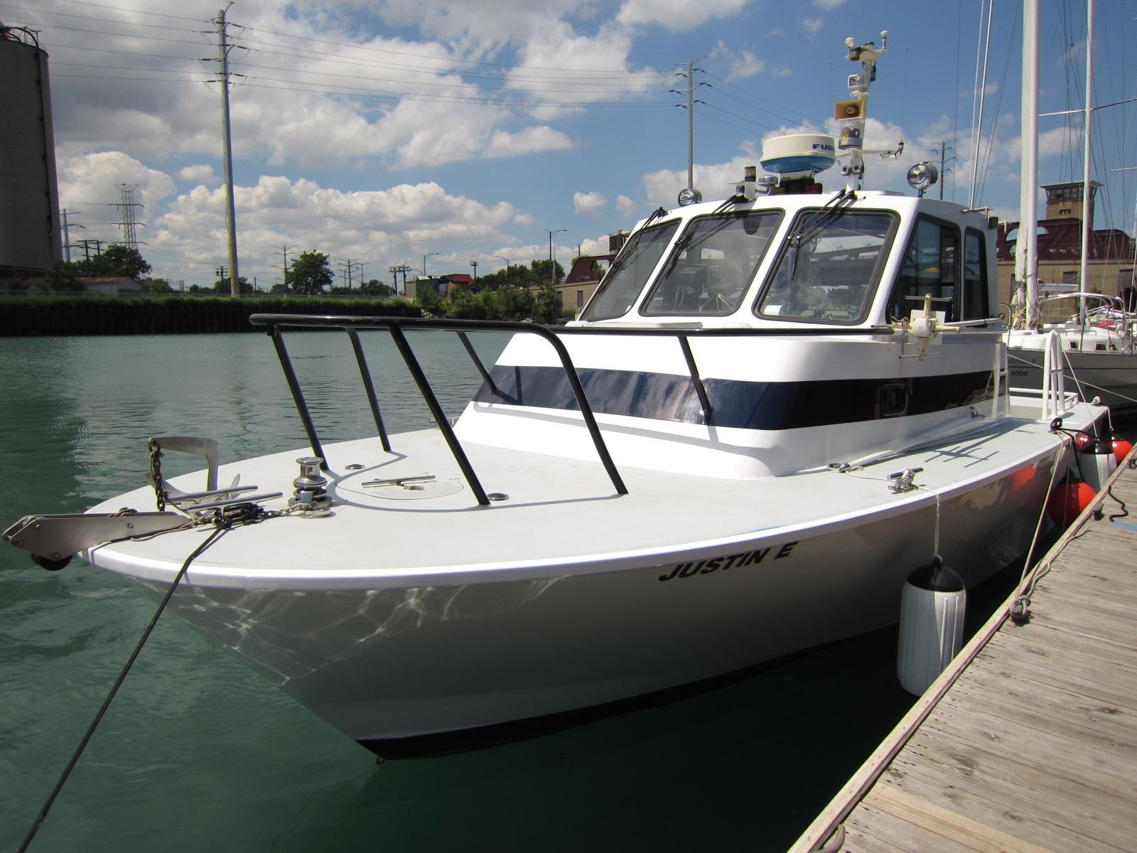 36 boston whaler 1990 bwc0a001h990 for sale in chicago  illinois  us