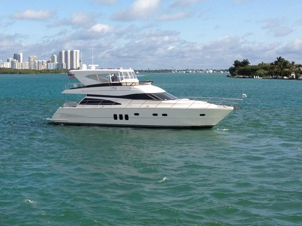 65.33 ft Neptunus 62 Flybridge