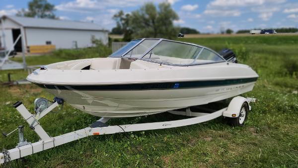 2000 BAYLINER 1800 LXBR for sale